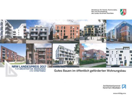 NRW Landespreis: Gutes Bauen im öffentlich geförderten Wohnungsbau II